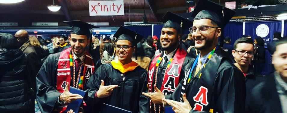 Graduating Hermanos